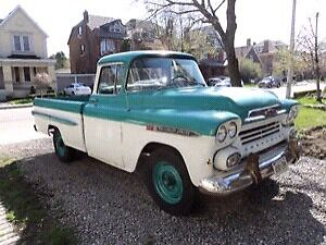Wanted. 1959 Chevy or GMC