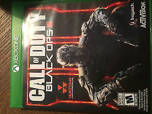 Black ops 3 and Doom Xbox one