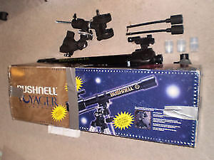 Telescope Bushnell - Voyager 60mm refractor with mount