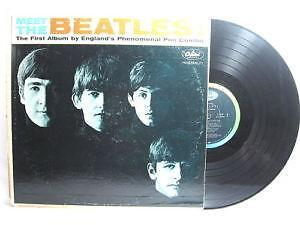 The Beatles 65 Lp Vinyl Original 1964 Mono Roots Vinyl