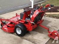 "2008 Ferris 52"" Walk Behind Commercial Mower Good shape !!"