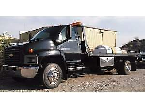 FLATBED TOW TRUCK FOR HIRE