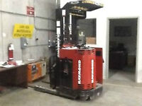 USED REACH TRUCK FOR SALE, REDUCED PRICE