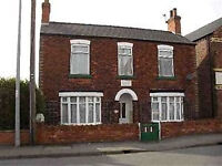 1 Bedroom, Spacious, Part Furnished Ground Floor Flat, Keadby, Scunthorpe. DN17 3BS NO FEES CHARGED