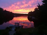 Year Round Road Access Lakefront home on Mazinaw Lake
