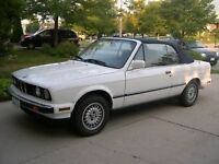 1989 BMW 3-Series Convertible
