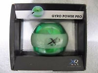 XQ Max Gyro Power Pro Exercise Fitness Ball Wrist Arm Toner Strengthener-from a smoke free house