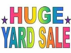 Multi - Family Yard Sale - 214 Montgomery