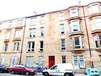 Traditional 2 bedroom 3rd floor flat ideally located in Govanhill Avail 29th Sept 16