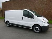 Man & Van for hire - £20/hour