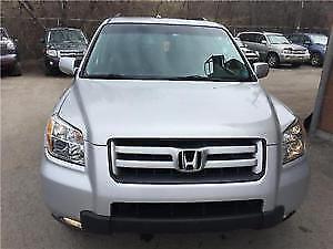 Honda Pilot EX/LX 2006 with 8 Passengers, Urgent- Price Nego