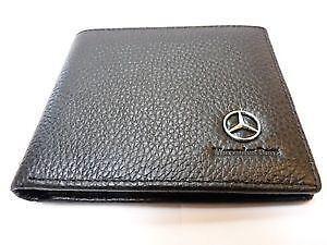 Mercedes wallet ebay for Mercedes benz wallet