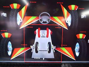 ALIGNEMENT 3D Lazer Alignment jlp  Automobiles JLP