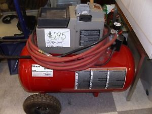 PORTER CABLE 20GALLON 1.7HP COMPRESSOR