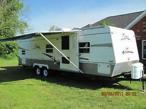 2007 RV - Crossroads Zinger 31ft Trailer Kitchener / Waterloo Kitchener Area image 1