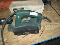 Bosch Power Planer