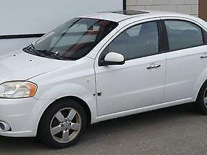 2008 Pontiac Wave Sedan