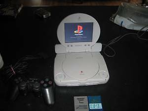 rare ps1 slim portable