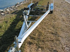 NEW ACE 2018 ALUMINUM BOAT TRAILER TANDEM WITH BRAKES