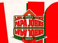 Papa Johns Pizza Okotoks Now Hiring Instore