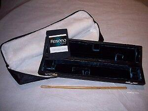 Burkart Resona Flute - Model R300 (New) Professional Flute