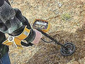 RENT A METAL DETECTOR FOR LAND OR WATER