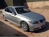 2008 BMW 3 SERIES 330D M SPORT SALOON DIESEL