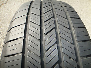 225/55R16 set of 2 Goodyear Used (inst.bal.incl) 90% tread left