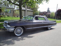 1962 Cadillac Sixty Special Coupe (2 door) TRADE for your truck