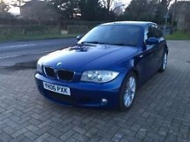 BMW 120D M SPORT E87 105k 1 Series Diesel Great Car