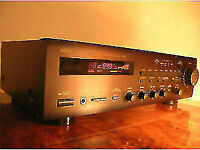 YAMAHA RX-450 STEREO RECEIVER * MADE IN JAPAN *  2 channel rece