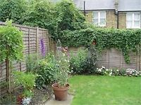 lovely 2 double bedroom cottage in tooting, stunning property with a unique feel