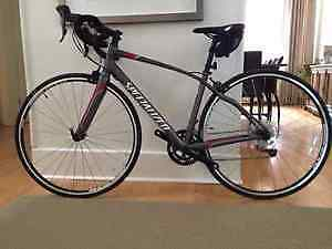 velo Specialized Dolce gris