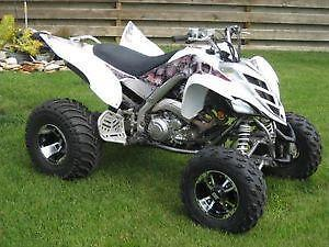 yamaha yfm 700 raptor ebay. Black Bedroom Furniture Sets. Home Design Ideas