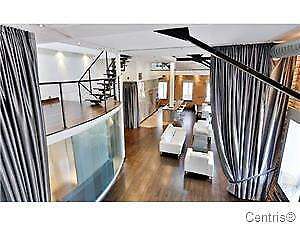 Great HUGE Loft - Atwater Market for rent!