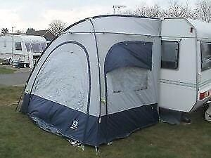 Sunncamp Oggie Scenic Plus Porch Awning
