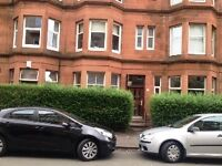 Traditional 1 bedroom ground floor flat on Battlefield Avenue Available 26th Nov 2016