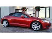 recherche 2003 et + Eclipse Spyder Cabriolet