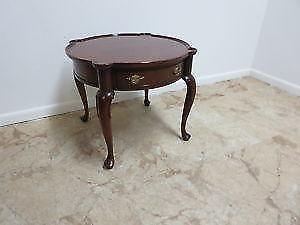 vintage corner tables - Corner Side Tables