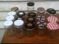 Wanted jars