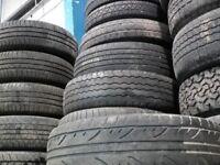 ★Part worn tyres £3 -£10★195/50/R15 195/60/R15 195/50/R16 195/55/R16 205/55/R16 245/45/R20 Cheap
