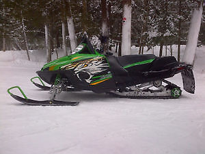 2010 CFR 800 Arctic Cat