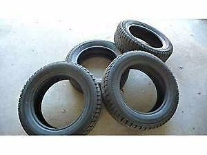 4 pneu été 185/65/14 dunlop signature a 11/32 comme neuf bon pour 4 été