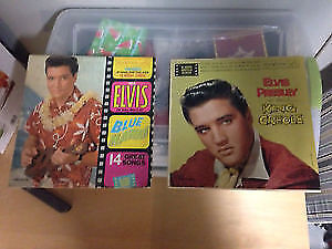 FS Two Vintage Elvis Soundtrack Records