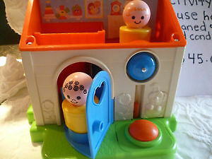 1984 Vintage Fisher Price Activity Center