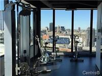 DISTRICT GRIFFINTOWN 2014 CONDO POOL GYM APPLIANCES low expenses