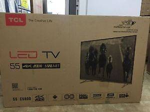 TCL U55E5800FS 54.5 Inch 139cm 4K Ultra HD Smart LED LCD TV 200HZ Broadmeadows Hume Area Preview