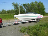 """BAJA 272 CUDDY """"PARTIAL TRADE FOR CAMPER CONSIDERED"""""""