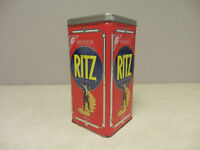 1990 Ritz Crackers Special Edition Tin - Must Sell Fast !!