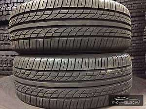 215/65R15 Set of 2 Yokohama used winter FREEInst.&Bal.70%tread
